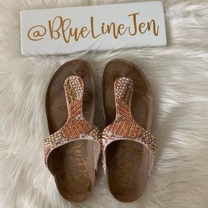 Sam Edelman Olivie Beaded Sandals